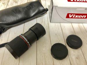 刀剣観賞用に単眼鏡を買いました | ビクセン Vixen