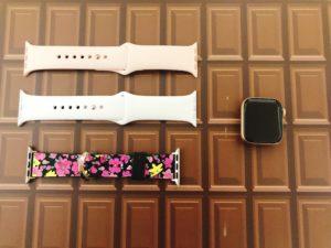 Apple Watchのスポーツバンドは2色使いできる