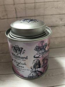 英国展の紅茶 ウィッタードの紅茶